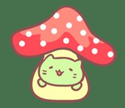 Mitchiri-Neko Mix2 Wakaba Diary Second sticker #3536925