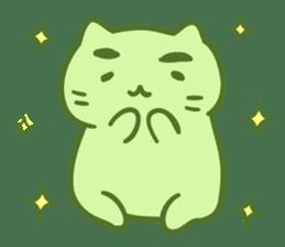Mitchiri-Neko Mix2 Wakaba Diary Second sticker #3536926