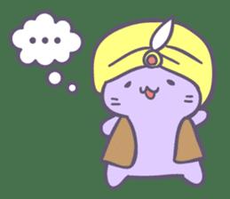 Mitchiri-Neko Mix2 Wakaba Diary Second sticker #3536930