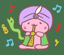 Mitchiri-Neko Mix2 Wakaba Diary Second sticker #3536931