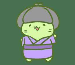 Mitchiri-Neko Mix2 Wakaba Diary Second sticker #3536933