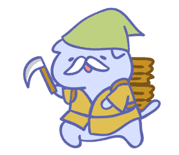 Mitchiri-Neko Mix2 Wakaba Diary Second sticker #3536935