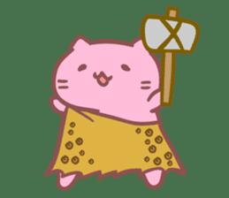Mitchiri-Neko Mix2 Wakaba Diary Second sticker #3536938
