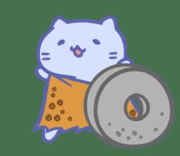 Mitchiri-Neko Mix2 Wakaba Diary Second sticker #3536940