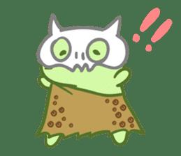 Mitchiri-Neko Mix2 Wakaba Diary Second sticker #3536941