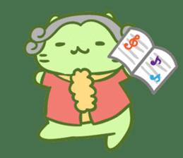 Mitchiri-Neko Mix2 Wakaba Diary Second sticker #3536949