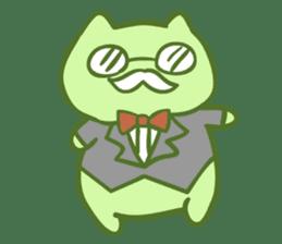 Mitchiri-Neko Mix2 Wakaba Diary Second sticker #3536952