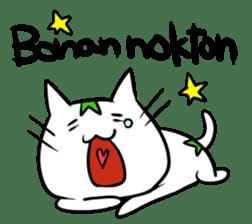Constructed+ Esperanto Cat +language sticker #3541157