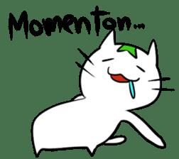 Constructed+ Esperanto Cat +language sticker #3541172