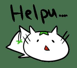 Constructed+ Esperanto Cat +language sticker #3541187
