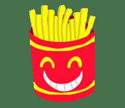 fast food brothers sticker #3543834