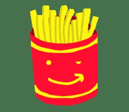 fast food brothers sticker #3543835