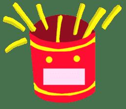 fast food brothers sticker #3543836