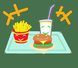 fast food brothers sticker #3543840