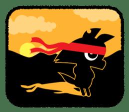 Revenge Wolf Everyday sticker #3546316