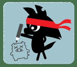 Revenge Wolf Everyday sticker #3546338