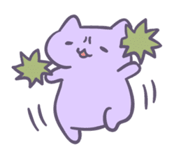 Mitchiri Neko Mix sticker #3549918