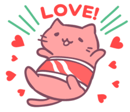 Mitchiri Neko Mix sticker #3549919