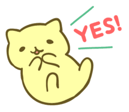 Mitchiri Neko Mix sticker #3549922