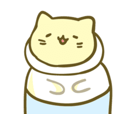 Mitchiri Neko Mix sticker #3549930