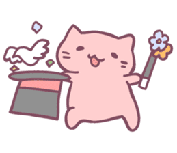 Mitchiri Neko Mix sticker #3549942