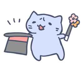 Mitchiri Neko Mix sticker #3549943