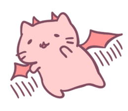 Mitchiri Neko Mix sticker #3549947