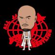 全日本プロレス公式スタンプ