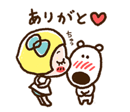 "Lemon & Sugar ""Girls Talk"" sticker #3564456"