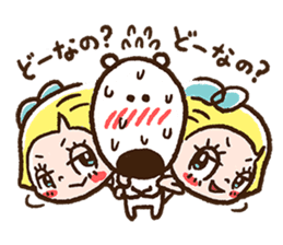 "Lemon & Sugar ""Girls Talk"" sticker #3564466"