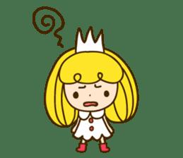 littleprincess -revised version- sticker #3580063