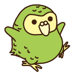 Happy Kakapo 2