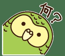 Happy Kakapo 2 sticker #3595826