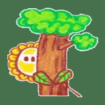 Happy Flower sticker #3606079