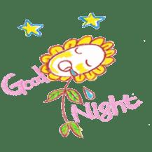 Happy Flower sticker #3606081