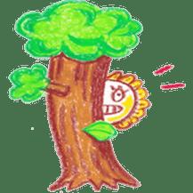 Happy Flower sticker #3606084
