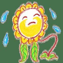 Happy Flower sticker #3606091