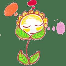 Happy Flower sticker #3606100