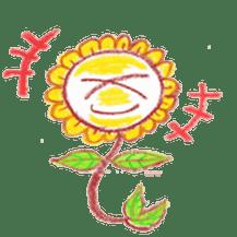 Happy Flower sticker #3606103