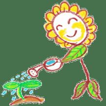 Happy Flower sticker #3606104