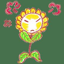 Happy Flower sticker #3606105