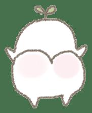 Mr. Frynn Radish sticker #3610708