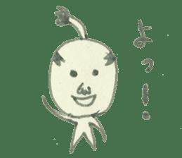 STICKER-SAMURAI sticker #3613666