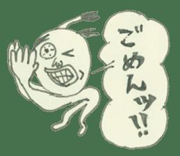 STICKER-SAMURAI sticker #3613671
