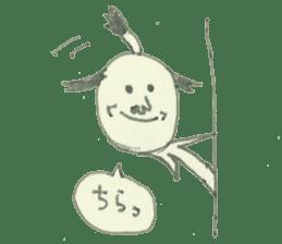 STICKER-SAMURAI sticker #3613673