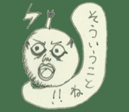 STICKER-SAMURAI sticker #3613682