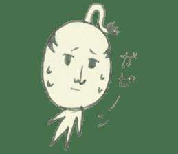 STICKER-SAMURAI sticker #3613688