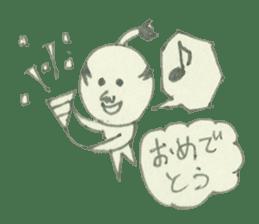 STICKER-SAMURAI sticker #3613690