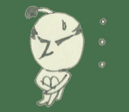 STICKER-SAMURAI sticker #3613696