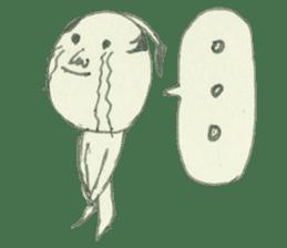 STICKER-SAMURAI sticker #3613702